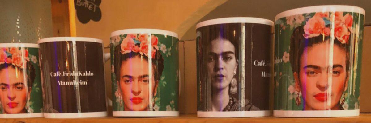 Tassen: Frida für Zuhause