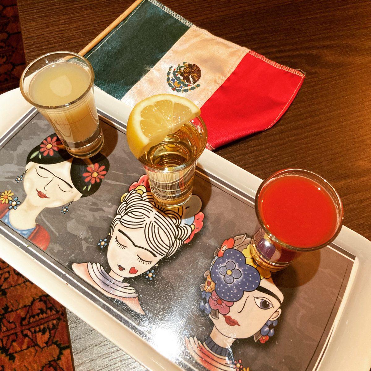 Neu !! Tequila Bandera !!